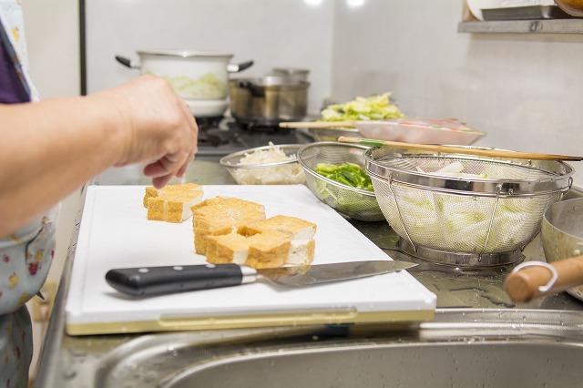 おいしい食事 内観 介護 高鍋 小規模多機能ホームなぎのき